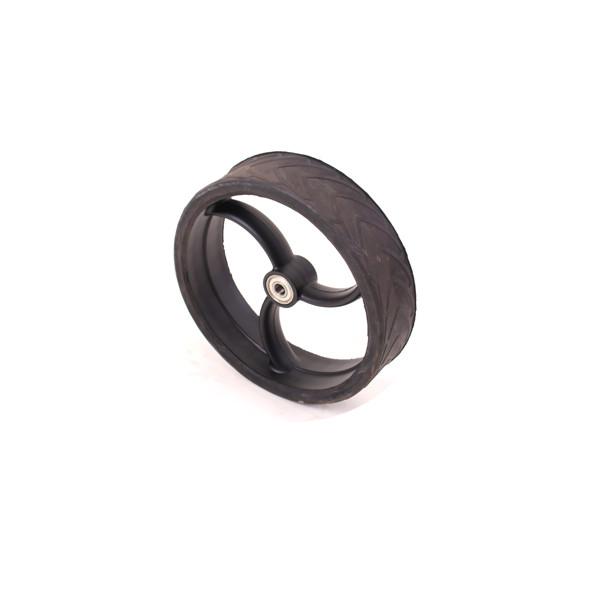 Vorderrad für Caddyone 110 / S80 / S85 black