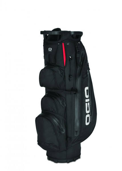Ogio Alpha Aquatech Cartbag Trolleybag Schwarz