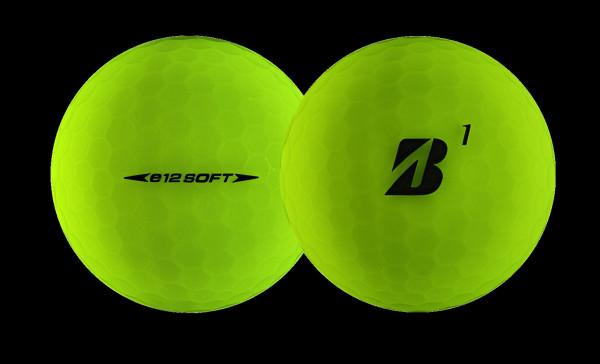 Bridgestone e12 Golfbälle grün
