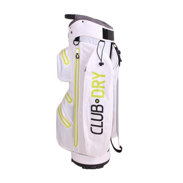 Keel Golfbag CLUBDRY Cart white - wasserdicht -