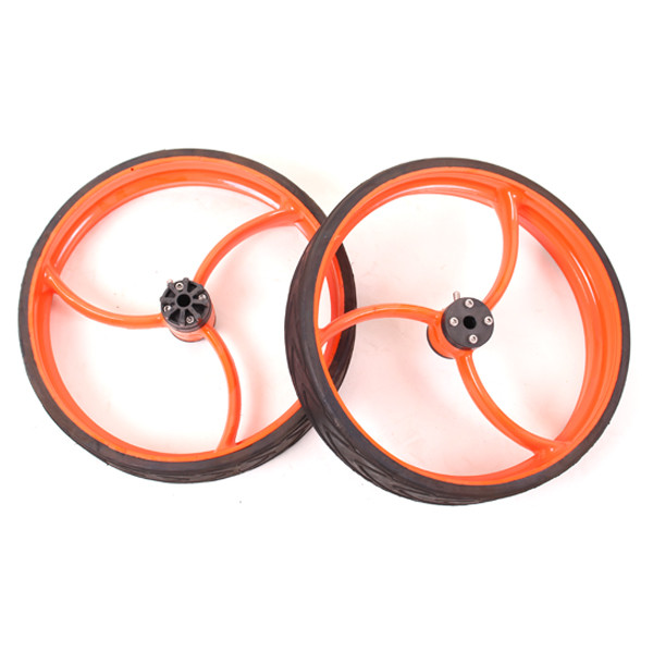 Caddyone Rad 110 / S80 / S85 orange