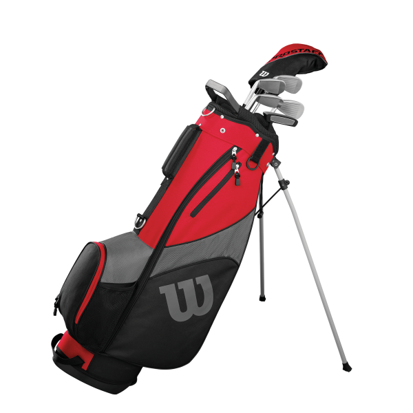 Wilson Pro Staff SGI Halbsatz Herren Komplettset / Golfset, Graphitschaft, Rechtshand