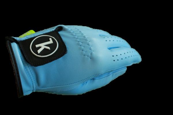 Keel Club Handske Golfhandschuh aus Cabretta Blue