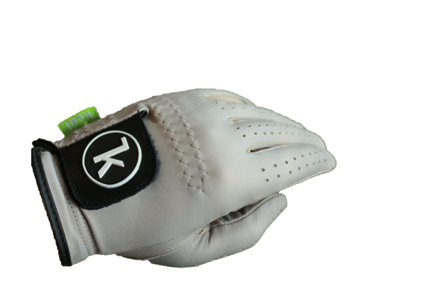 Keel Club Handske Golfhandschuh aus Cabretta Sand