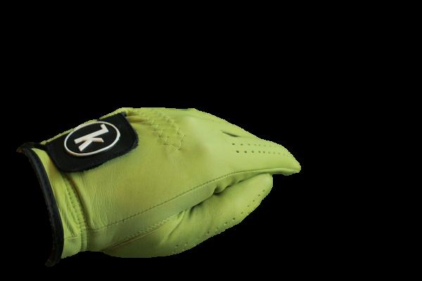 Keel Club Handske Golfhandschuh aus Cabretta Green