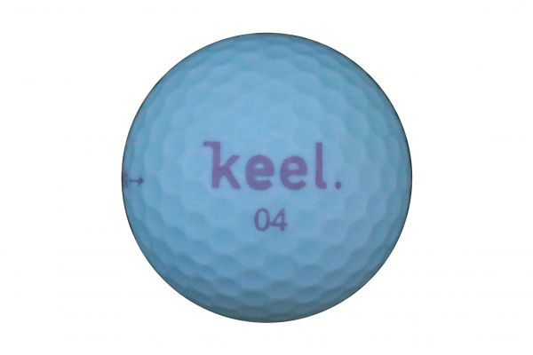 Keel Neverlost Premium 3-Layer Golfball Mint