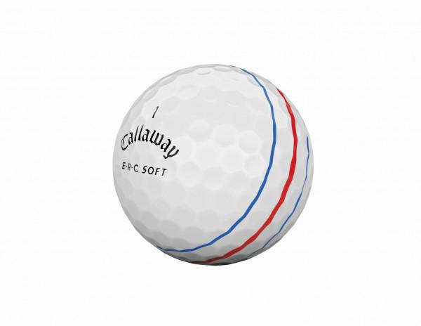 Callaway 2019 ERC Soft Triple Track Golfbälle